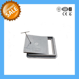 En124 SGS A15 Plastic Composite Gully Manhole Covers Made in China pictures & photos