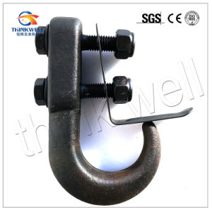 Forged Carbon Steel Galvanized Welded on Tow Hook pictures & photos