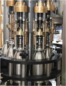 Stainless Steel Fresh Beer Bottling Line pictures & photos