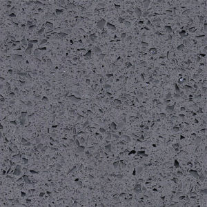 Engineered Quartz Stone Grey Jumbo Slab Quartz Stone