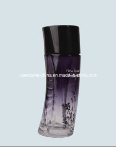 A582LG 100ml Fancy Glass Perfume Bottle