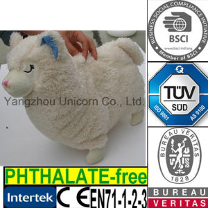CE EN71 Approve Soft Stuffed Animal Alpaca Plush Toy