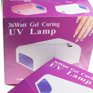 36W Nail Art Beauty Gel Dryer Machine UV Lamp (L818) pictures & photos