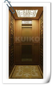 Villa Elevator with Chinese Style Decoration pictures & photos