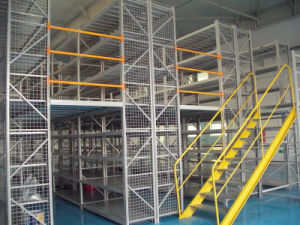 Mezzanine Rack for Warehouse Use (JW-CN1411328) pictures & photos