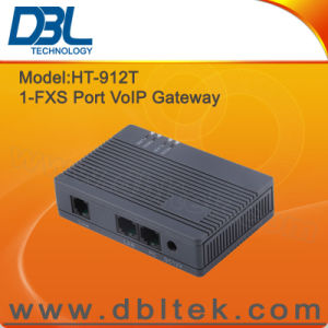 DBL One Port VoIP FXS (ATA) Gateway HT-912T pictures & photos