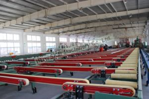 Low Labor Costs Log Table/ Transfer System/ Convey System with Superior Quality pictures & photos