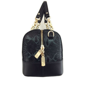 Italy Cowboy Leather Handbags /Satchel Handbags China Supplier (BS1604-6) pictures & photos