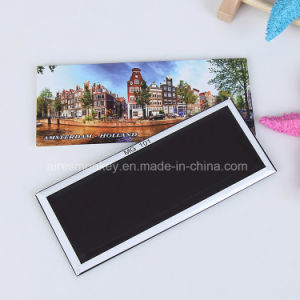 Promotional Gifts Refrigerator Magnet / Custom Metal Tin Souvenir Fridge Magnet pictures & photos