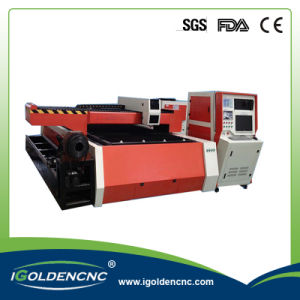 2000W/3000W/4000W Fiber Laser Machine 1325 pictures & photos