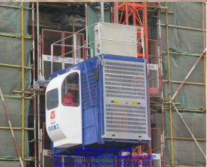 Construction Hoist with 1 and 2 Ton pictures & photos
