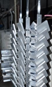 Aluminum Alloy, Polishing and Coating Surface Treatment Hunting