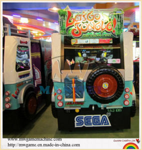 Let′s Go Jungle Shooting Game Machines for Playground pictures & photos
