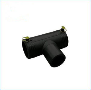 HDPE Electirc Fusion Fitting of Tee pictures & photos