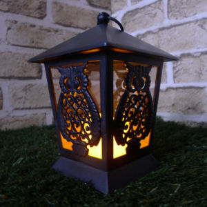 Little Unique Owl Lantern