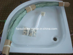 Shower Enclosure with Lines (E-01L) pictures & photos