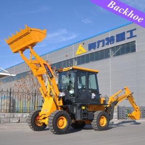 RC Backhoe Loader with A/C pictures & photos