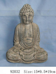 Polyresin Buddha Decoration (LE87-92032)