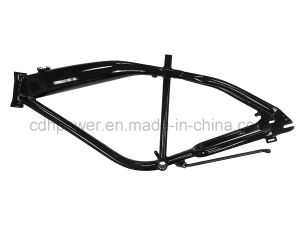 Petrol Bicycle Frame Aluminium/Bicycle Frame with Fuel Tank 3.4L pictures & photos