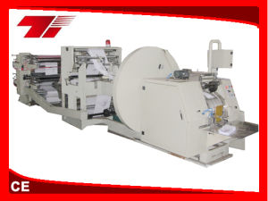 on-Line Paper Bag Making Machine with Printing Machine pictures & photos