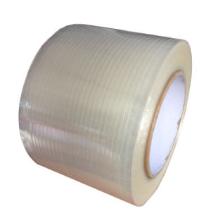 BOPP Resealable Bag Sealing Tape 10000m (BOPP Film Bobbin) pictures & photos