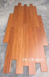 Stand Woven Bamboo Flooring Click System (PB-CSW-K001)