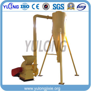 Small Hammer Mill for Wood Chips and Animal Feed pictures & photos