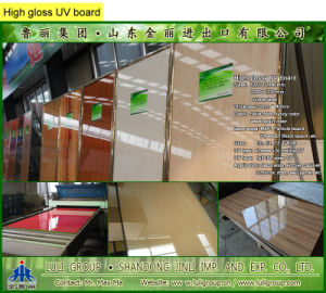 High Glossy UV Board pictures & photos