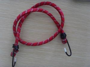 High Quality Luggage Rope with Metal Hook pictures & photos