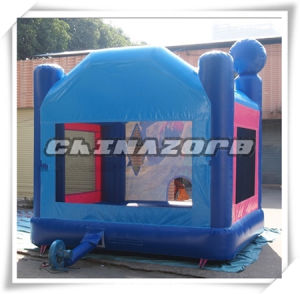 Hot Sale Frozen Inflatable Bounce House pictures & photos