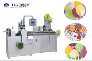 Flat Lollipop Making Machine with Ce Certification pictures & photos