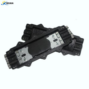 Horizontal Type 48fiber Weatherproof Splice Closure FTTX Box