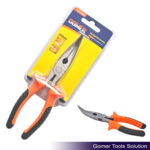 Bent Nose Plier with Big Ears Handle (T03099)