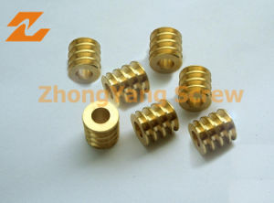 Twin Co-Rotating Screw Elements Tin Screw Barrel pictures & photos