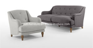 High Quality Modern Style Hotel Fabric Sofa pictures & photos