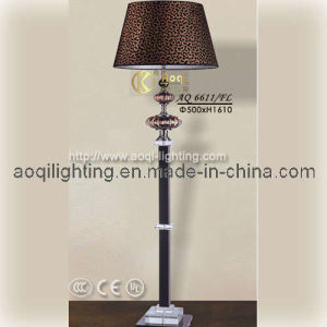 Modern Crystal Floor Lamp (AQ6611/FL) pictures & photos