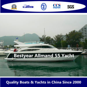 Bestyear Allmand 55 Yacht pictures & photos