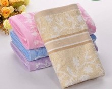 Bamboo Cotton Towel Hotle Home Bathtowel
