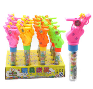 Yummy Sweet Guita Whistle Toy Candy for Kids (WTY3376)