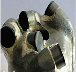 PDC Drill Bit for Sandstone Drilling, Non Coring Bit pictures & photos