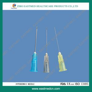 Medical Disposable Hypodermic Needle Ce/ISO pictures & photos