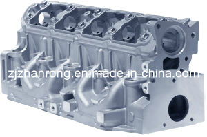 Aluminum Cylinder Head for Nissan F9q (908 569) pictures & photos