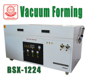 Bsx-1224 Acrylic Sheet Vacuum Forming Machine pictures & photos