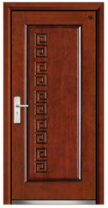 Armored Door with Strong and Classic Surface (HT-A-21)