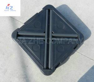 Hz-Dz25 Plastic Base Can Injet Water Fit for Garden Umbrella Base Outdoor Umbrella Base Parasol Base Patio Base Sun Umbrella Base pictures & photos