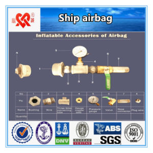 Ship Lifting and Launching Inflatable Marine Airbag pictures & photos