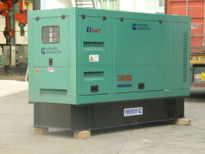 30kVA-1675kVA Water Cooling AC Three Phase Silent Diesel Generator