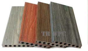 Supply Cheap and Qualified WPC Co-Extruded Decking