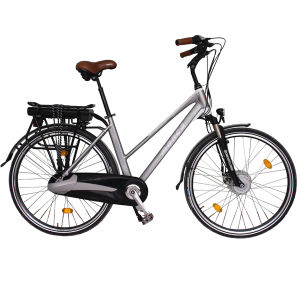 New City Electric Bike E Bicycle Motorized Motorcycle 36V/48V 500W Scooter Ce En15194 Approval pictures & photos