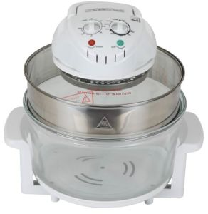 Turbo Halogen Oven with 17 Liters Bowl